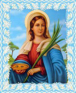 Święta Łucja