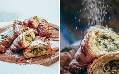 Rogaliki jak we włoskim barze – chrupiące cornetti!